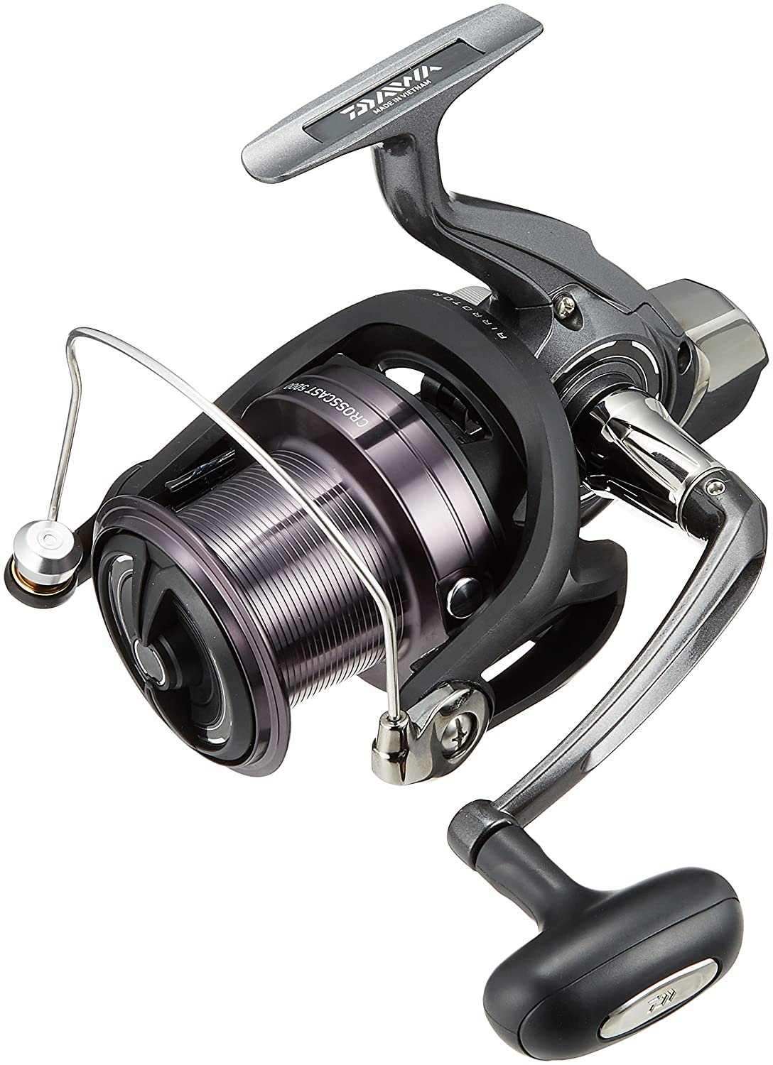 Daiwa (Daiwa) Spinning Reel 17 Cross-Cast 5000 Jp F/S: Amazon.es ...