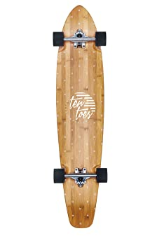 Ten Toes Board Emporium Zed Longboard