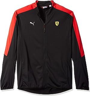 PUMA Mens Scuderia Ferrari T7 Track Jacket