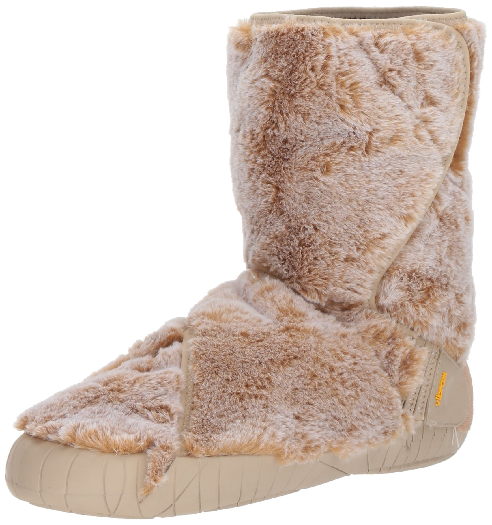 Vibram Furoshiki Mid Boot Lapland Sneaker, Beige, EU:42-43/UK Man:8-9/UK Woman:9-10.5/cm:26.5-27.5/US Man:9-10/US Woman:10-11.5