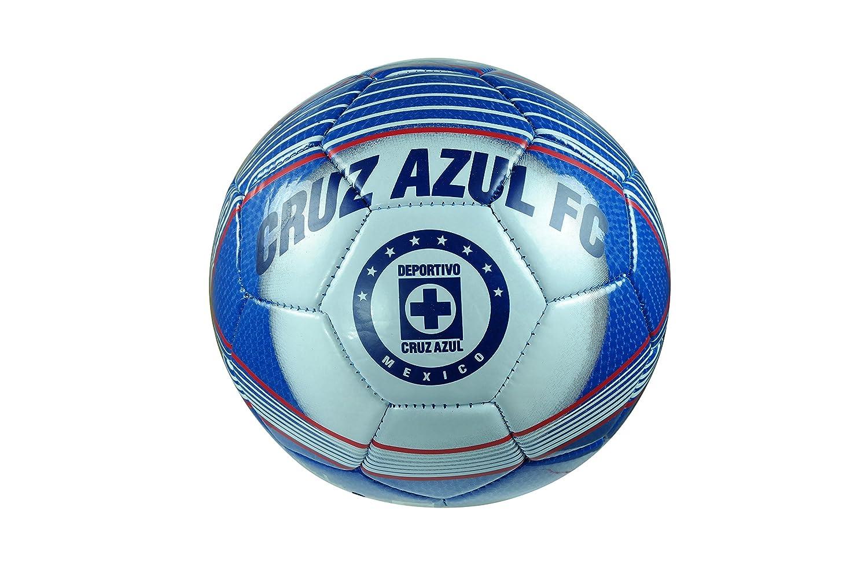 Cruz Azul Authentic Official Licensedサッカーボールサイズ4 03 – 3 B0765PVW3N