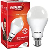 Eveready Base B22D 14-Watt LED Bulb (Cool Day Light)