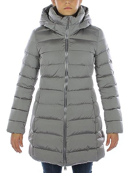 cheap for discount 86d97 f5619 ADD Piumino Lungo Donna, MOD. Down Coat, Art. OAW104S8189 ...