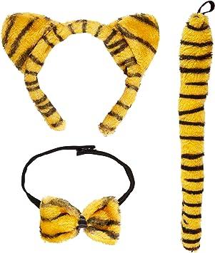 WIDMANN 2581T - Disfraz de tigre para niño: Amazon.es: Juguetes y ...