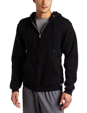 d136735c240 Russell Athletic Men s Dri Power Full Zip Fleece Hoodie at Amazon ...