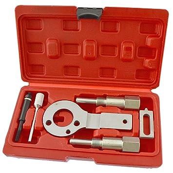 Leva de bloqueo de sincronización del cigÌeñal de motores diesel del conjunto de herramientas 1.9 / 2.0 Cdti: Amazon.es: Coche y moto