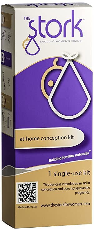 The stork home conception kit amazon health personal care the stork home conception kit solutioingenieria Images
