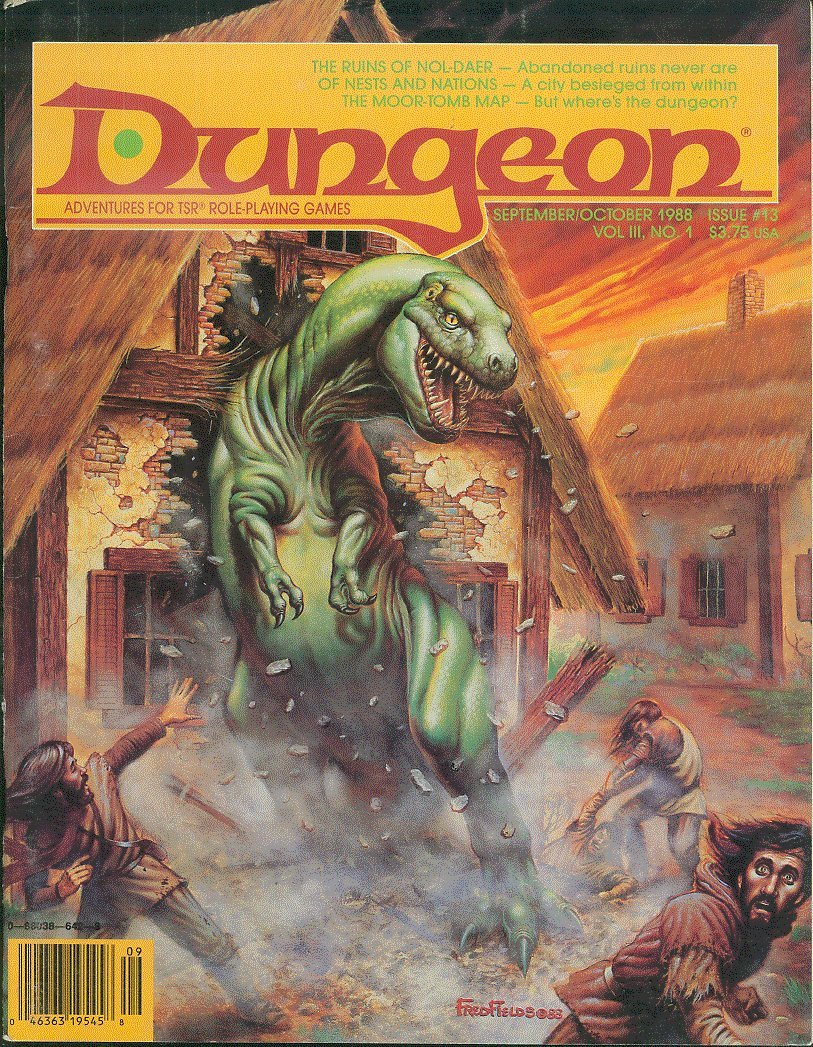 Cover of The Ruins of Nol-Daer