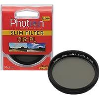 Photron 52.0MM SLIM CIR-PL Circular Polarizer Lens Filter