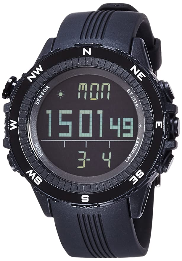 Lad Weather Digital Watch