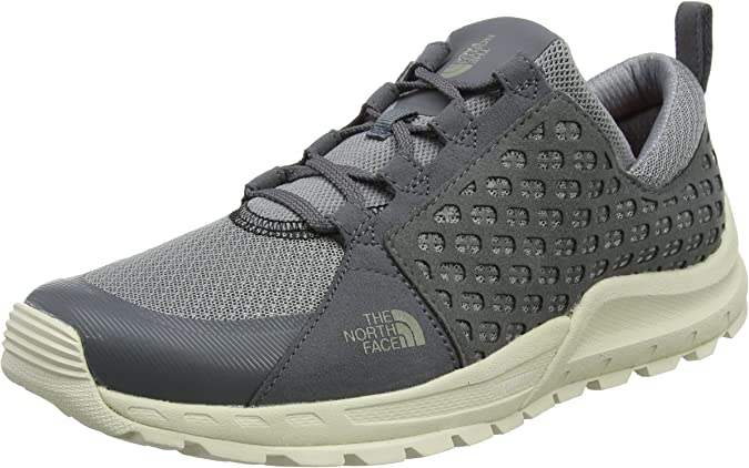 The North Face M Mountain Sneaker, Zapatillas de Deporte para Hombre, Gris (Zinc Grey/Griffin Grey Kb8), 45 EU: Amazon.es: Zapatos y complementos