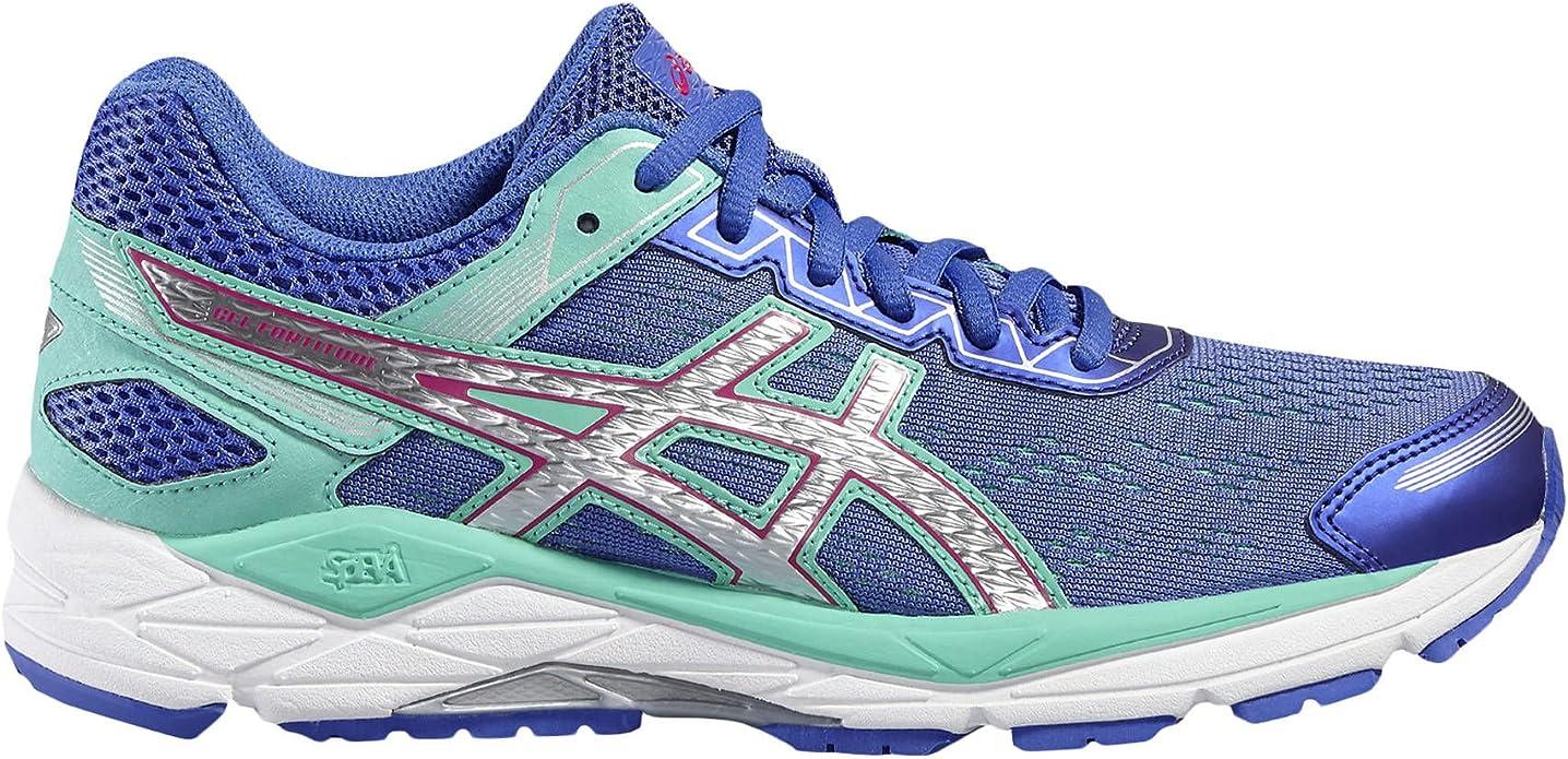 Asics Gel Fortitude 7 2E Zapatillas para correr para hombre, blau (296), 49: Amazon.es: Deportes y aire libre