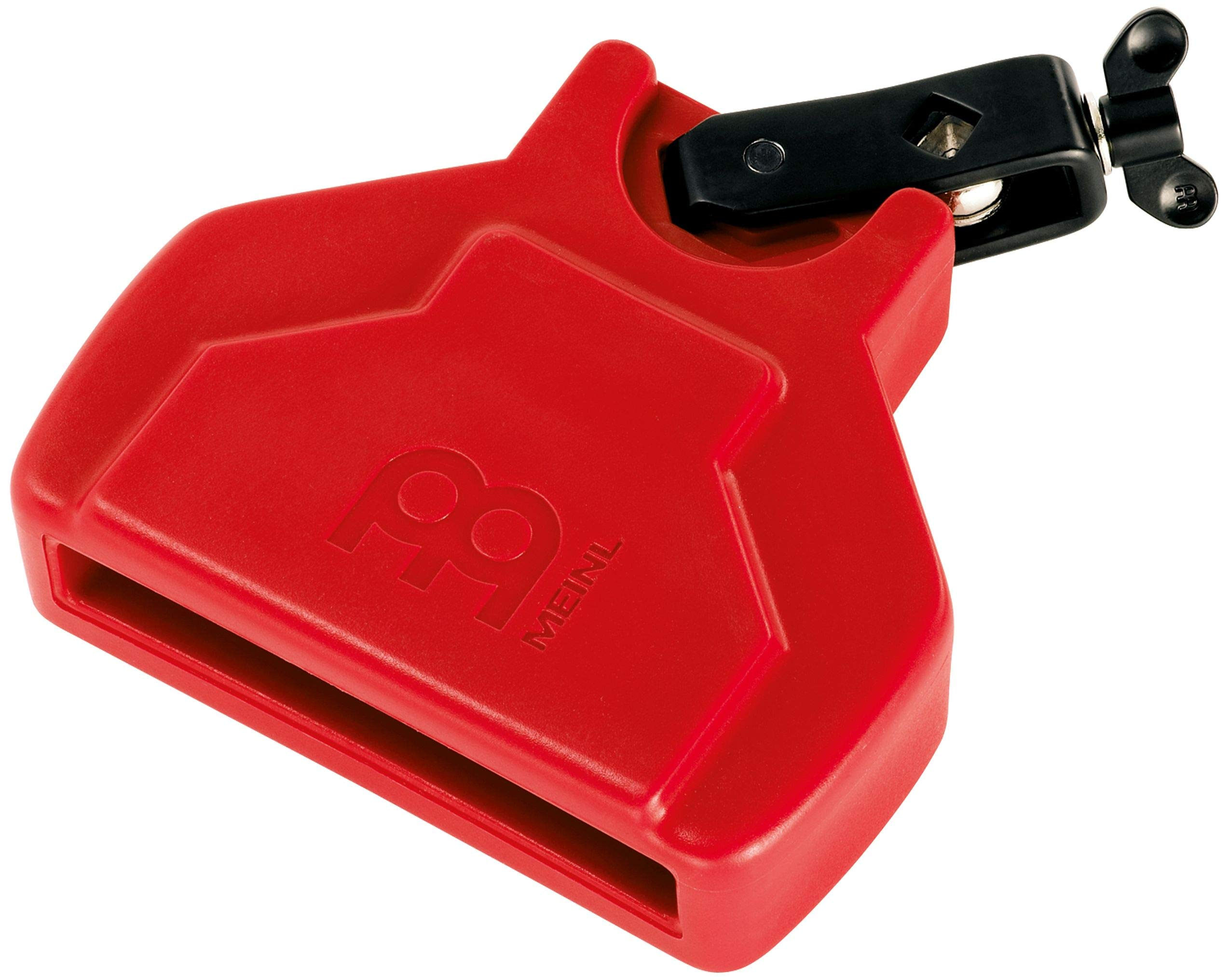 Meinl Percussion MPE2R Low Pitch Percussion Block, Red