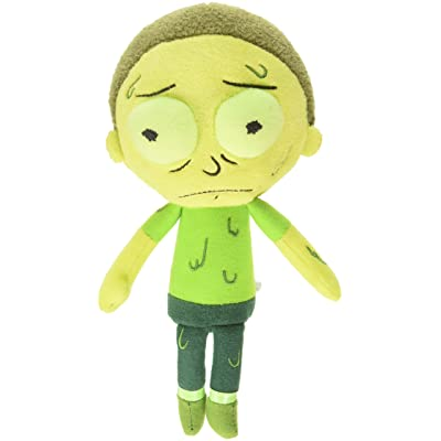 Funko Galactic Plushies: Rick and Morty Collectible Figure, Multicolor: Toys & Games