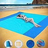 Amazon.com: Bluefield - Alfombrilla de playa para camping ...