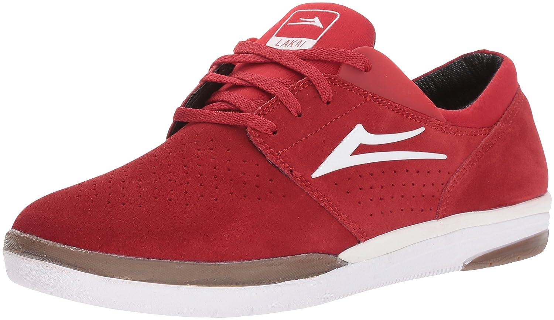 Lakai Fremont Skate Shoe 11 M US|Red Suede