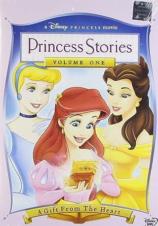 Amazon in: Buy Disney Princess Stories : Volume 1 DVD, Blu-ray