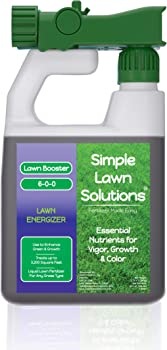 Commercial Grade 32 ounce Micronutrient Booster Fertilizer For Fall