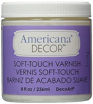 Deco Art Americana Decor Varnish 8 Oz Soft Touch Amazoncouk