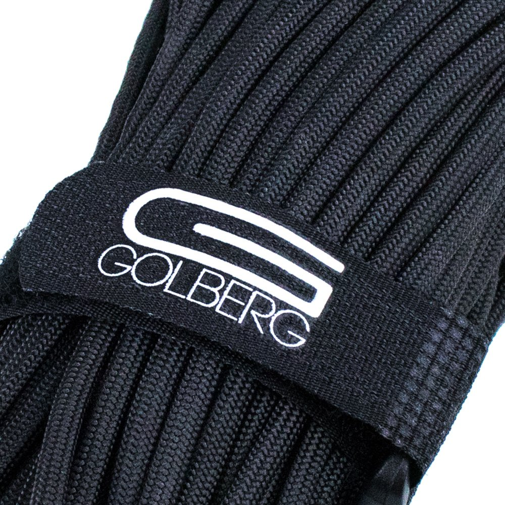 GOLBERG 750lb Paracord / Parachute Cord - US Military Grade - Authentic Mil-Spec Type IV 750 lb Tensile Strength Strong Paracord - Mil-C-5040-H - 100% Nylon - Made in USA by GOLBERG G (Image #6)