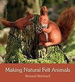 Making Natural Felt Animals
