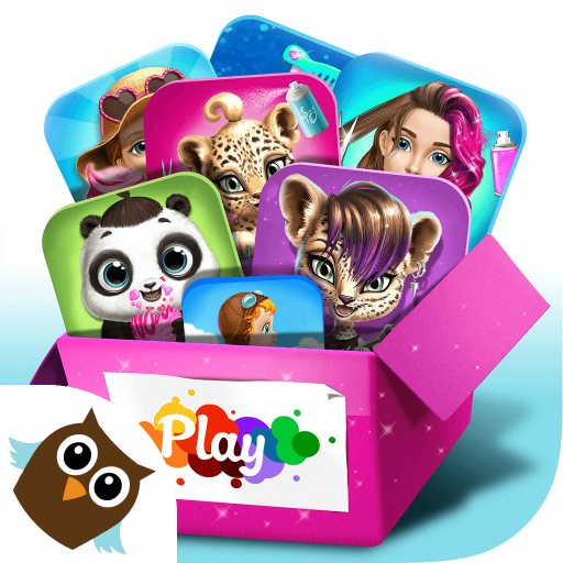 TutoPLAY Best Kids Games - 100 in 1 App Pack -