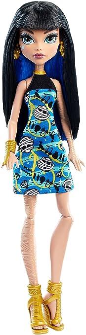 Worksheet. Amazoncom Monster High Cleo De Nile Dol Toys  Games