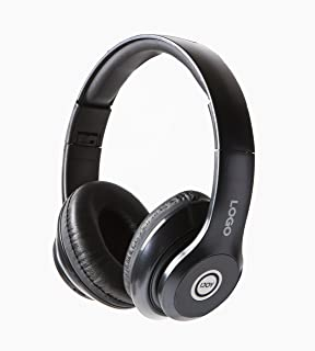 0204898c481 iJoy Matte Rechargeable Wireless Bluetooth Foldable Over Ear Headphones  with Mic (JTB)