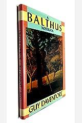 A Balthus Notebook Hardcover