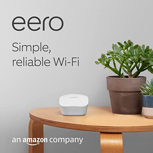 Introducing Amazon eero mesh Wi-Fi system | 3-pack