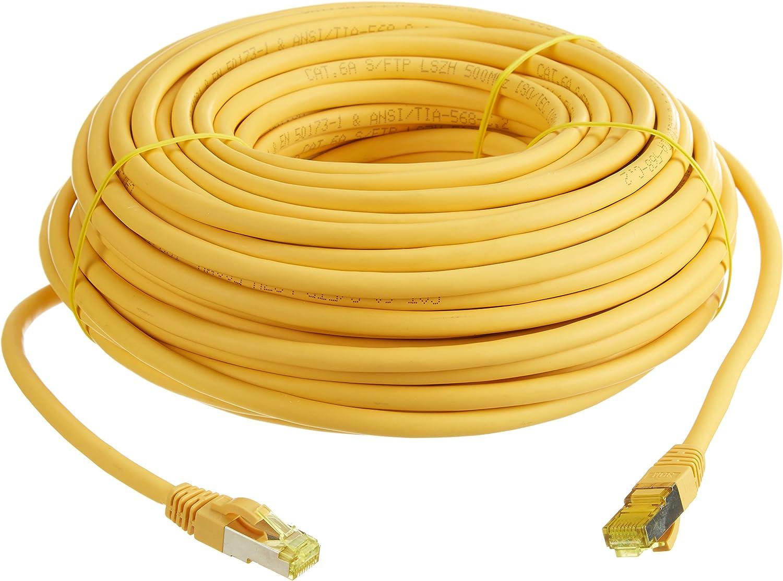 Helos CAT 6s Patch Cable Orange 5 m