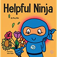 Helpful Ninja: A Children's Book About Self Love and Self Care