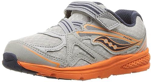 87e0c6a7 Saucony Boy's Baby Ride 9 Shoes
