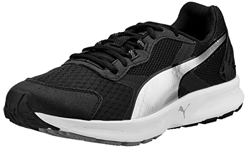 Puma Descendant V3, Men's Running Shoes, Black - Schwarz (Black Silver 05)