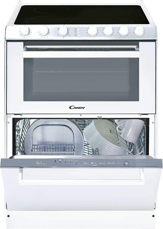 Candy TRIO 9503/1 W/U - Vitrocerámica, lavavajillas y horno en ...