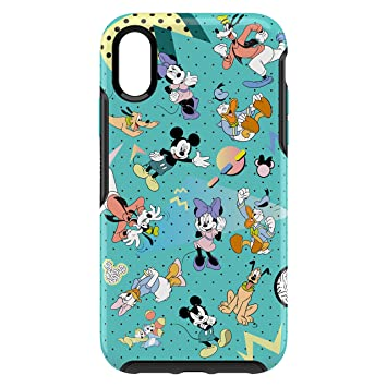 quality design fe81c 9b7d7 OtterBox Symmetry Series Disney (77-60667) Case for iPhone XR - Retro  Collection Friends