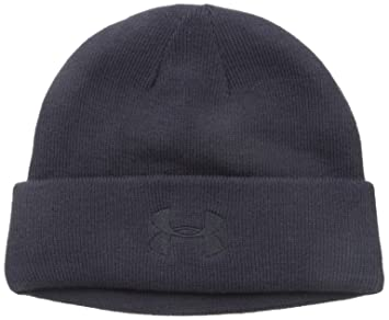 Under Armour Tactical Beanie Mütze Cold Gear, Navy, One Size, UA1219736-N