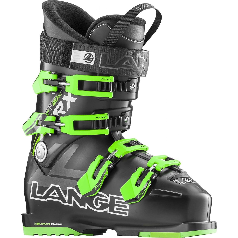 Lange RX 80 Wide s.c.ジュニアスキーブーツ2017 ブラック/グリーン