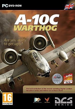 DCS: A10C Warthog (PC DVD): Amazon co uk: PC & Video Games