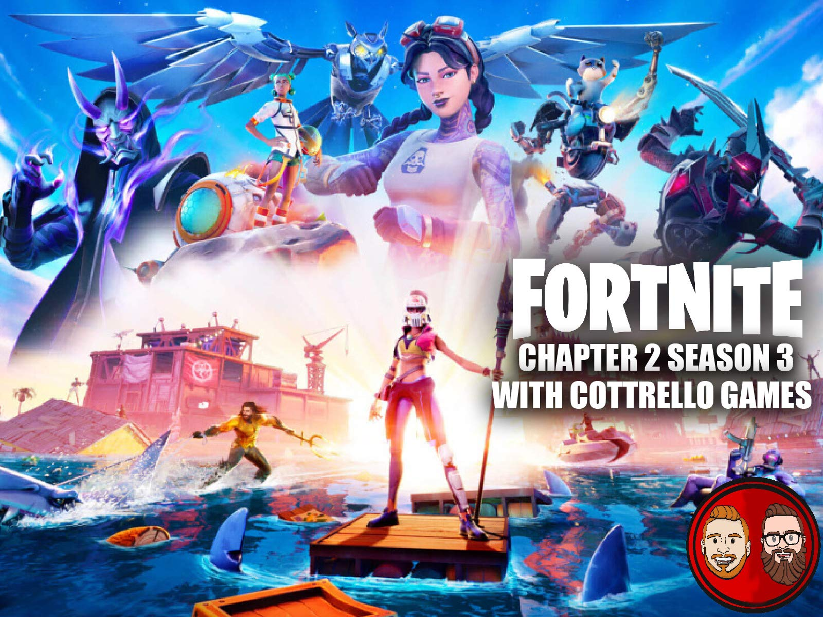 Fortnite Chapter 2 Season 3 with Cottrello Games