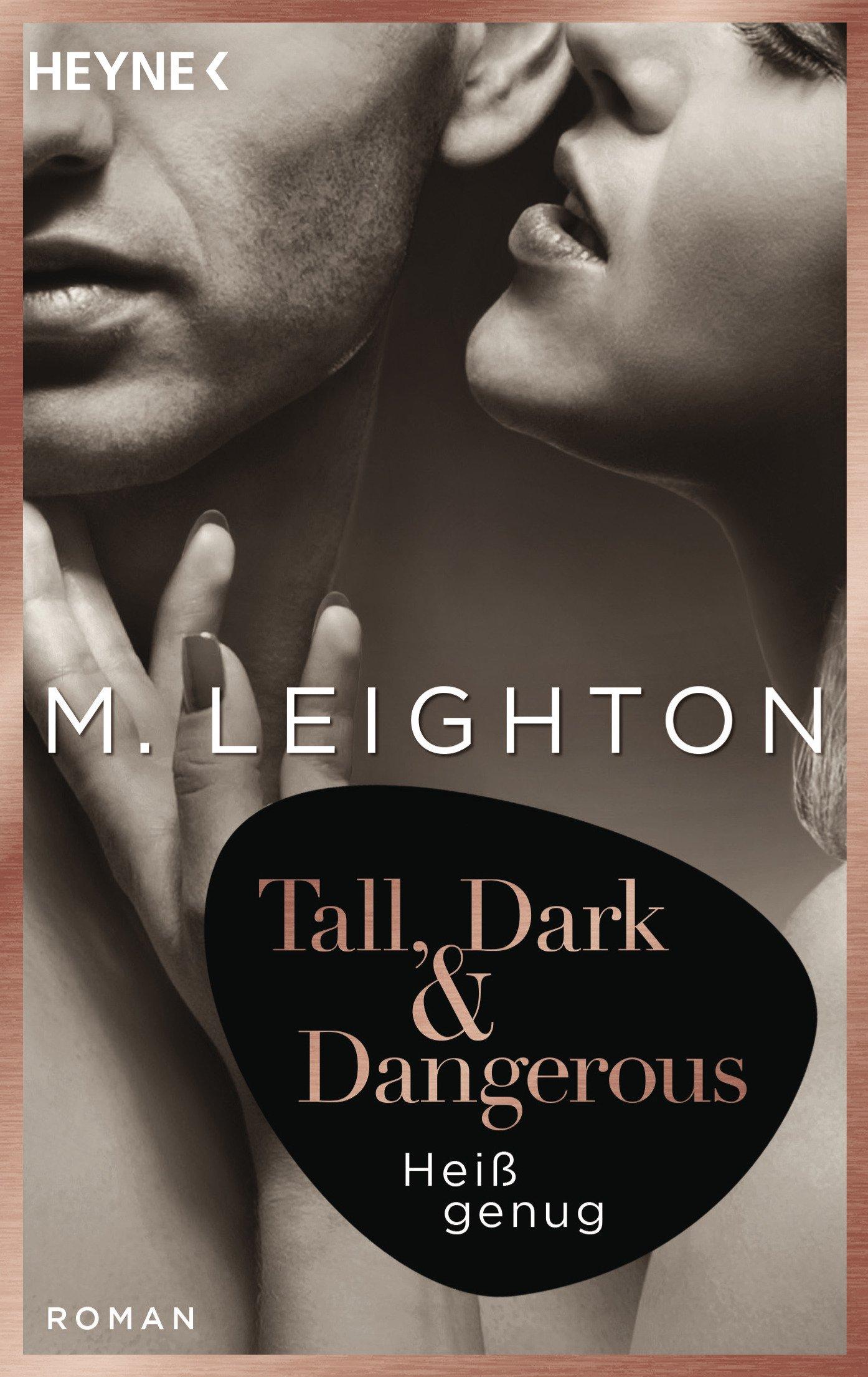 Tall, Dark & Dangerous: Heiß genug - Roman (Tall, Dark & Dangerous-Reihe, Band 2)