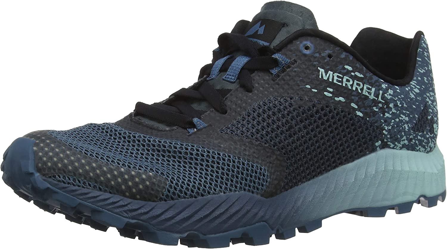 Merrell All out Crush 2, Zapatillas de Running para Asfalto para Hombre, Azul (Legion/Slate), 48 EU: Amazon.es: Zapatos y complementos