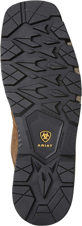 ARIAT Mens Rebar Wester H2o Composite Toe Work Boot