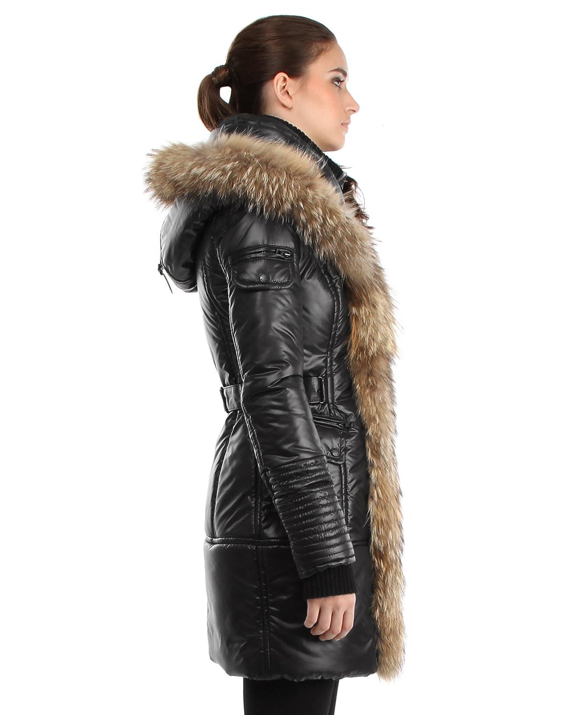 d83e56e2f Amazon.com: RUDSAK Geller Down Jacket with Fur Trim: Clothing