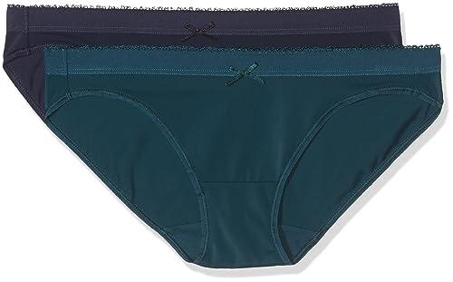 Dim, Pantalones para Mujer (Pack de 2)