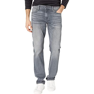 7 For All Mankind Men's Slimmy Slim Straight: Clothing