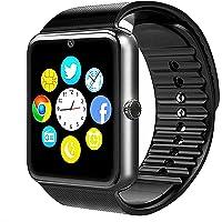 Smartwatch niños Bluetooth 4.0,BraceTek reloj inteligente para niños,con Instrucción en Español, para moviles Android