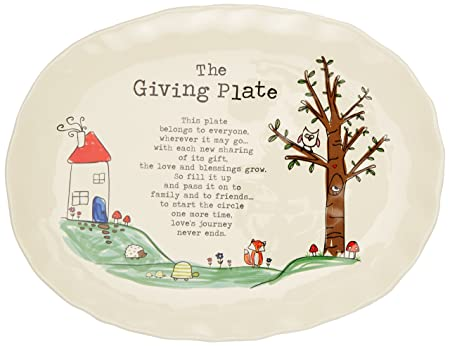 Image result for the giving plate