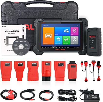 Key Fob Programming Near Me >> Autel Mk908 Diagnostic Scanner Upgraded Maxisys Ms908 Mk808 With Ecu Coding Bi Directional Control With Fuel Injector Fuel Sync Active Test Key