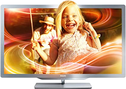 Philips 55PFL7606K/02 - Televisión LED de 55 pulgadas Full HD (200 Hz): Philips: Amazon.es: Electrónica